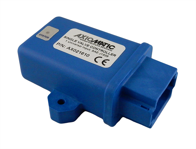 Low Cost Electronic Control for Hydraulic Valve