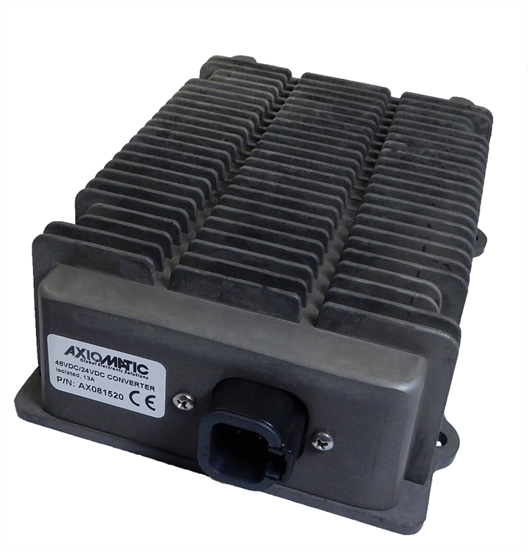 Isolated 24Vdc from 48Vdc power