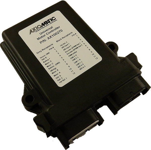 Motor Drives, Motor Controllers | Axiomatic Technologies Corporation