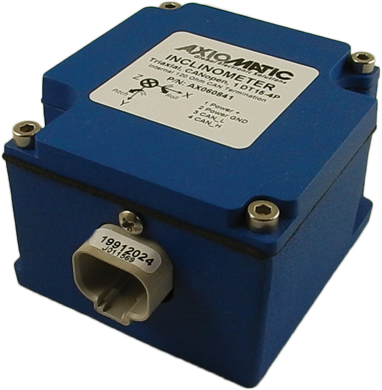 Triaxial Inclinometer, CANopen