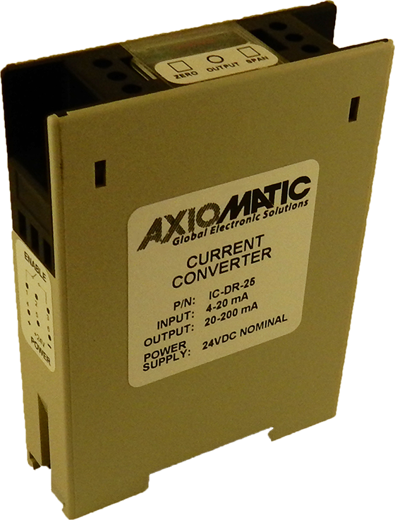 IC-DR-25 4-20 mA to 20 to 200 mA Current Converter